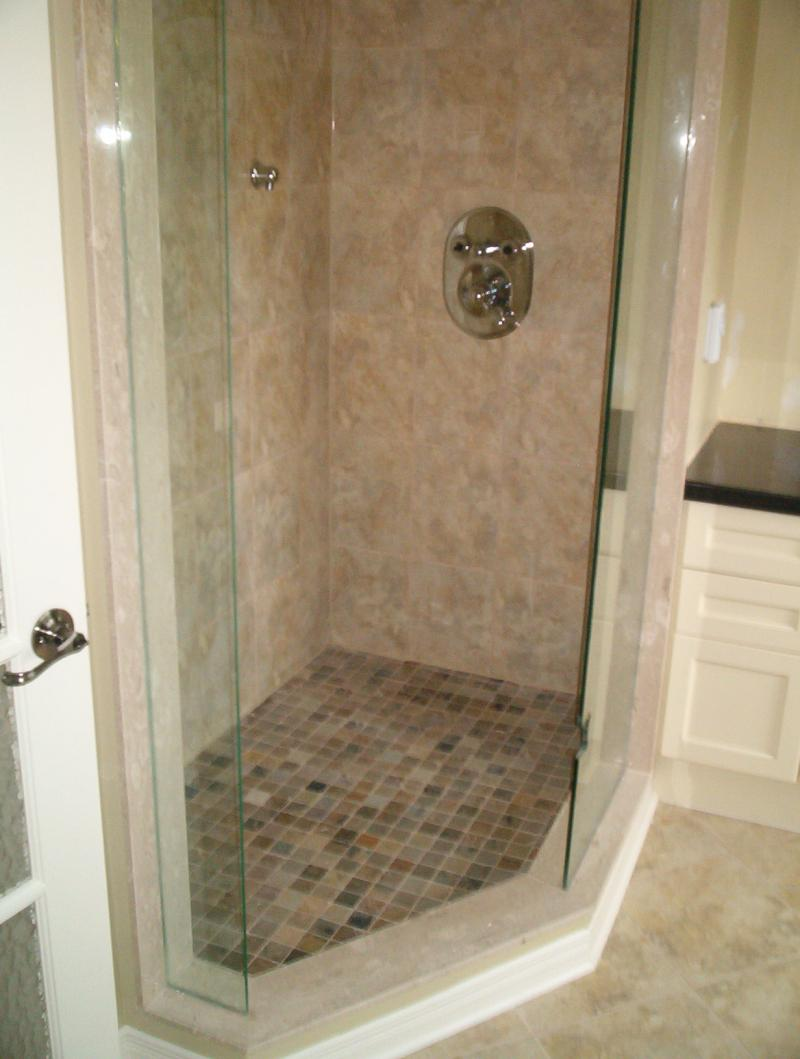 standing showers submited images